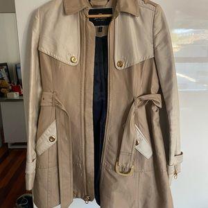 Juicy Couture Creme coat